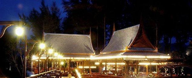 The Hotspring Beach Resort Spa 4 Пхукет Тайланд Горящие