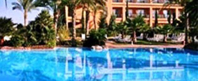 Коста бланка отель 5 звезд