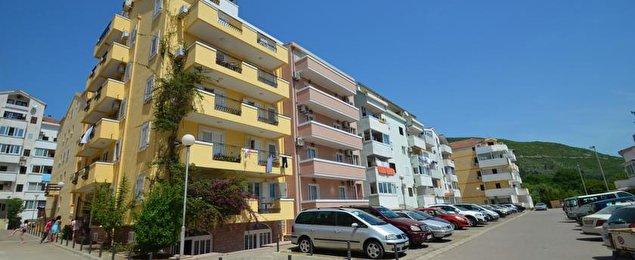 Апартаменты вуячич 3 будва