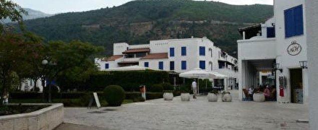Отель александра Черногория