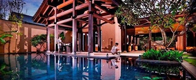 Отель NARADA 5* (Санья Бэй) Хайнань - YouTube