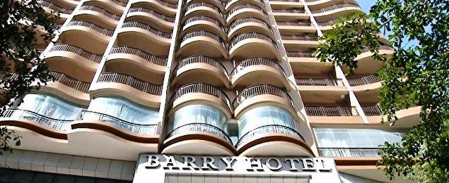 Barry boutique hotel 5 китай санья