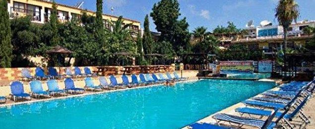 испания отель калипсо фото