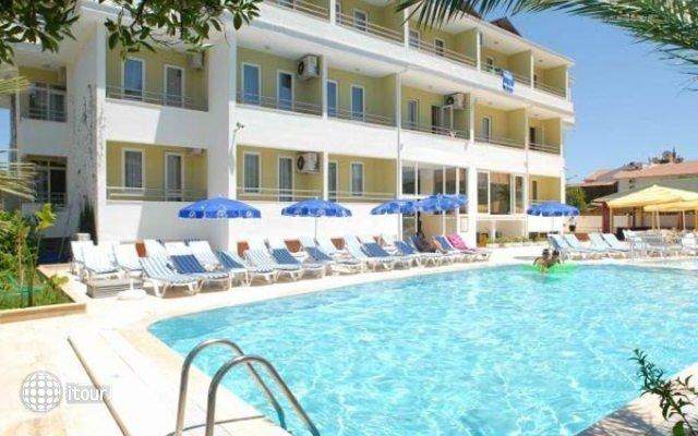Berkay Beach Hotel 9