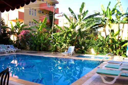 Begonya Hotel 4