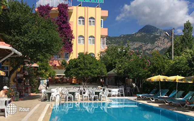 Marin Hotel (ex. Begonya Hotel) 1