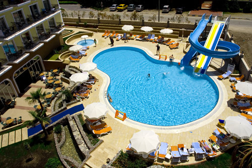 L`oceanica Beach Resort Hotel 8