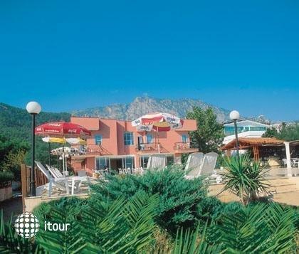Mir Hotel Beldibi 1