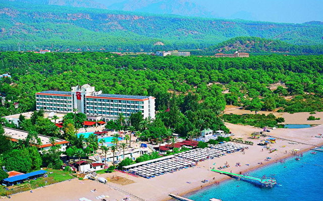 Larissa Phaselis Princess (ex. Zen Phaselis Princess Resort & Spa) 1