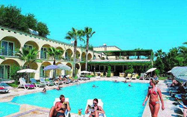 Golden Sun Hotel  2