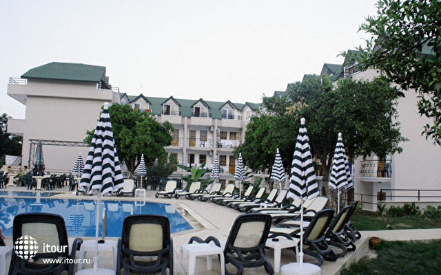Ares Hotel Kemer 1