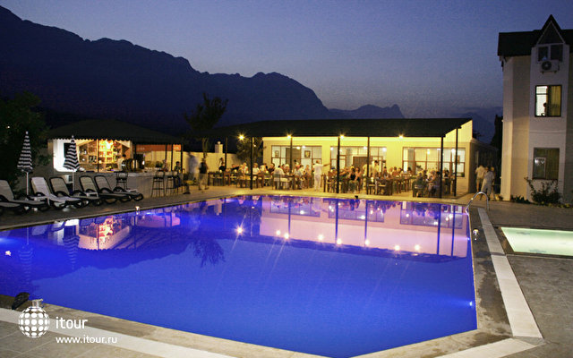 Ares Hotel Kemer 5