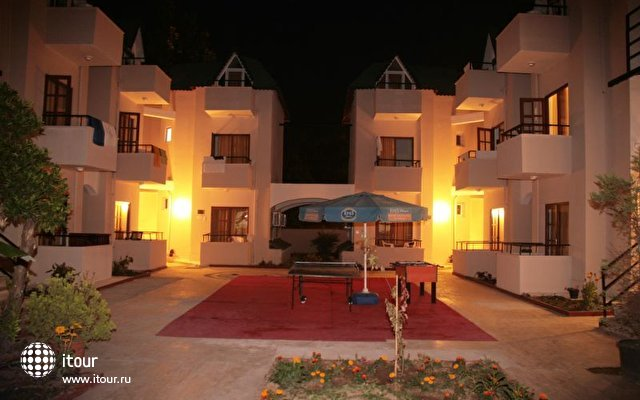 Ares Hotel Kemer 9