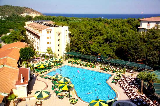 Kaplan Paradise Hotel 1