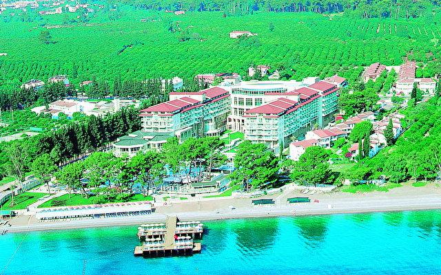 Barut Kemer Resort (ex. Kemer Resort Hotel) 1