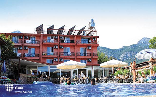 Larissa Inn Hotel 1