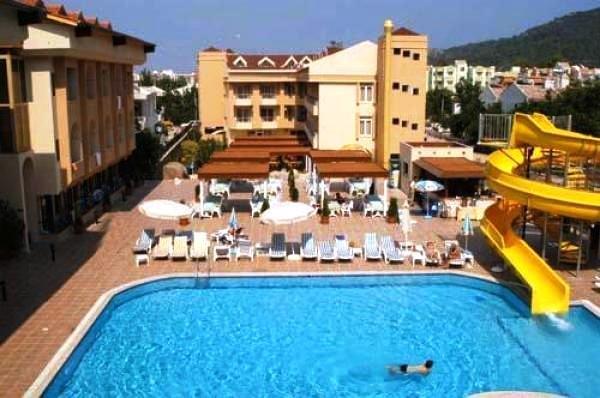 Hotel Residence Kervansaray 1