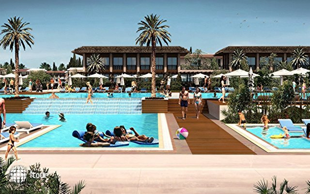 Sherwood Club Kemer (ex. Majesty Kemer Beach) 4