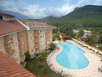Akka Claros Hotel 10