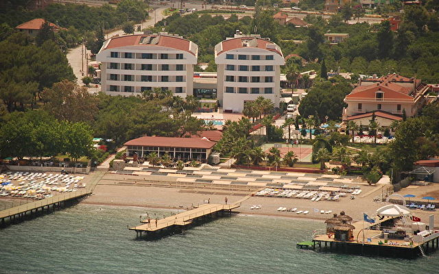 Ring Beach Hotel (ex. Nautilus Resort Hotel) 1