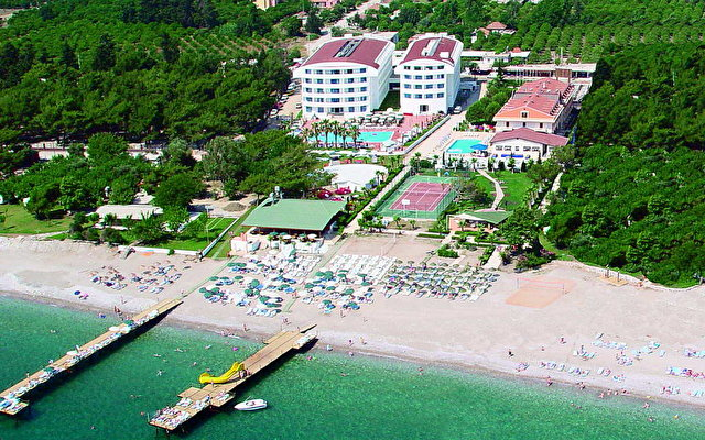 Ring Beach Hotel (ex. Nautilus Resort Hotel) 9