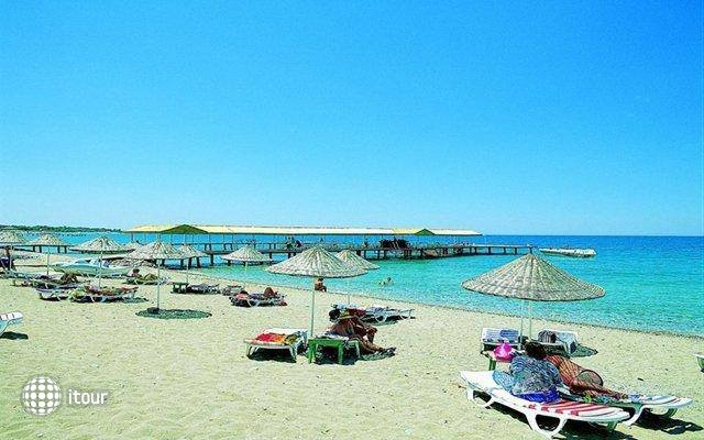 Larissa Mare Beach (ex. Club Montana Beach) 7