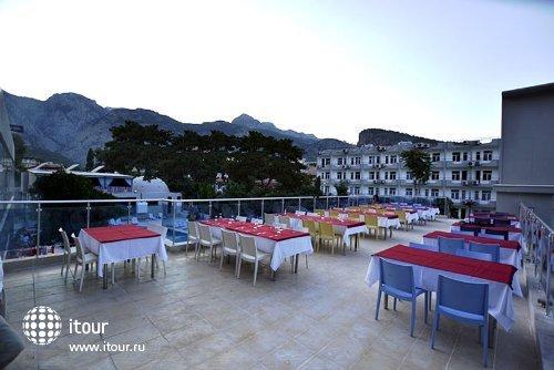 Marinem Diana Hotel 8