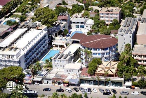 Marinem Diana Hotel 1