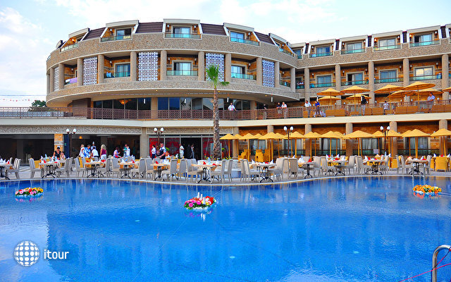 Botanik Resort Hotel 1