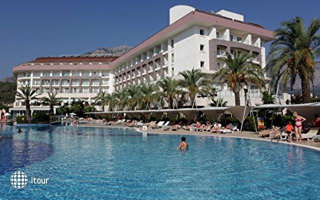 Alkoclar Kemer Hotel (ex. The Maxim Resort) 8