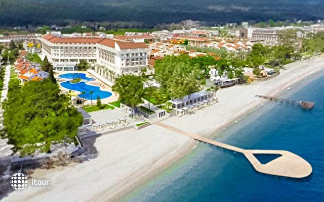 Alkoclar Kemer Hotel (ex. The Maxim Resort) 1