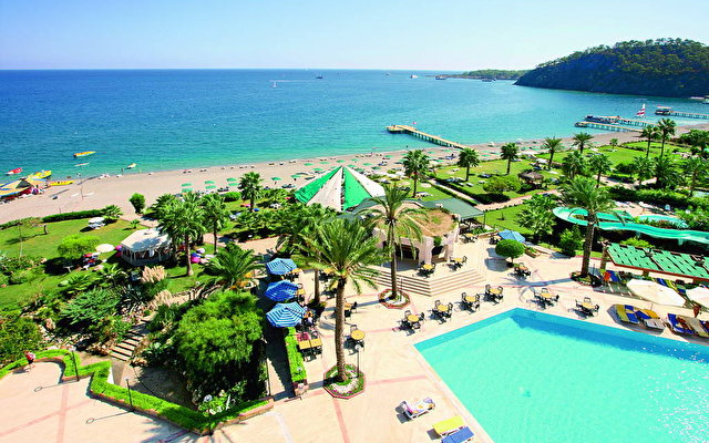 Kilikya Resort Camyuva (ex. Elize Beach Resort) 2