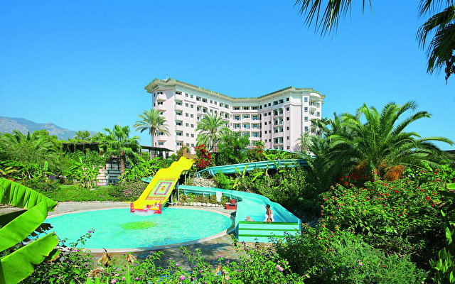 Kilikya Resort Camyuva (ex. Elize Beach Resort) 3