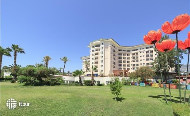 Kilikya Resort Camyuva (ex. Elize Beach Resort) 1