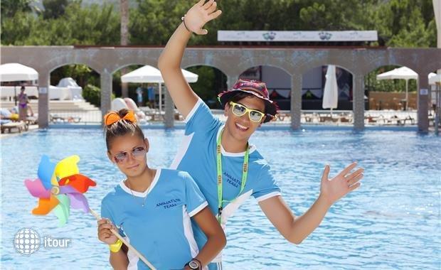 Kilikya Resort Camyuva (ex. Elize Beach Resort) 8