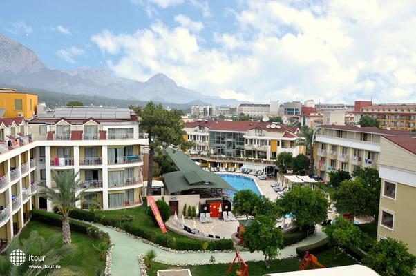 Gelidonya Hotel 1