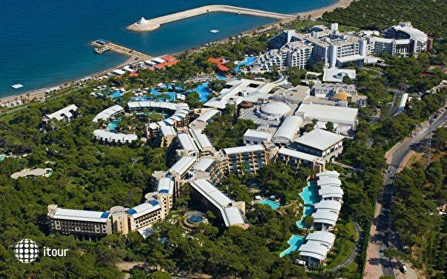 Rixos Sungate (ex.sungate Port Royal Resort) 1