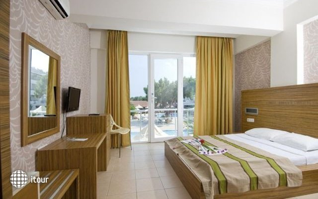 Aqua Bella Beach Hotel (ex. Club Hotel Belant) 3
