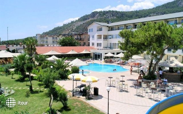 Aqua Bella Beach Hotel (ex. Club Hotel Belant) 8