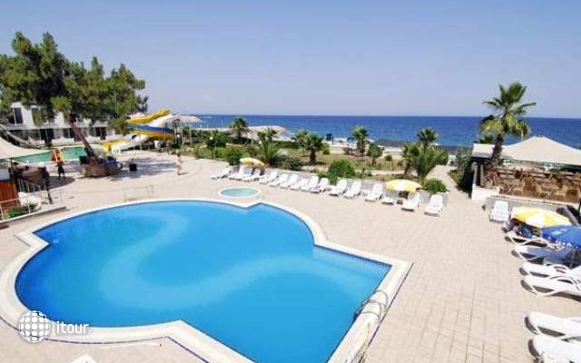 Aqua Bella Beach Hotel (ex. Club Hotel Belant) 2