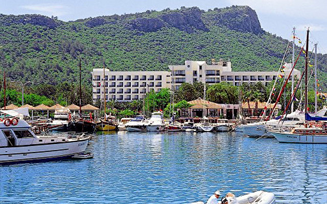 Ozkaymak Marina Hotel 7
