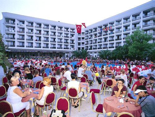 Ozkaymak Marina Hotel 8