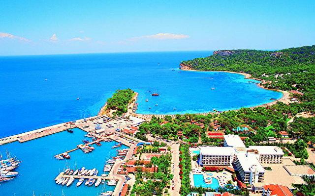 Ozkaymak Marina Hotel 2