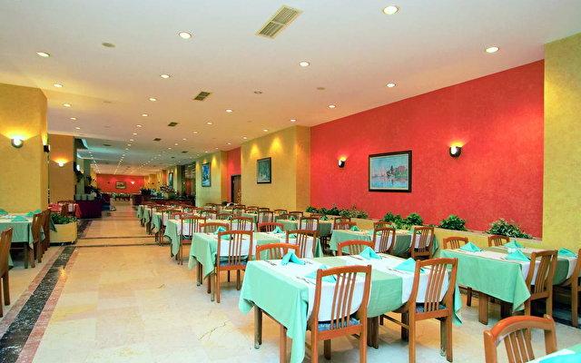 Ozkaymak Marina Hotel 4