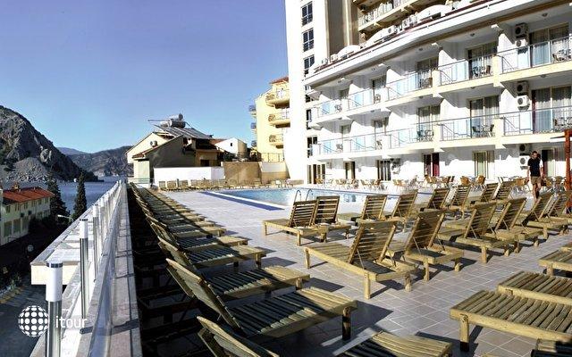 Calipso Beach Hotel Turunc 3