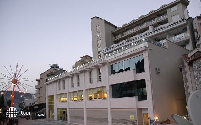Calipso Beach Hotel Turunc 2