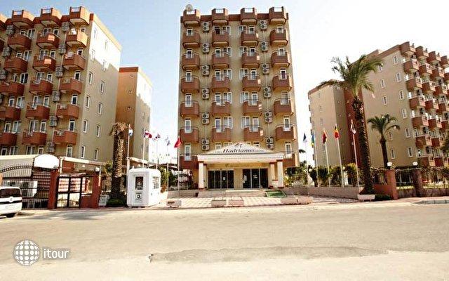 Lara Hadrianus Hotel 1
