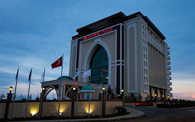 Crowne Plaza Antalya 6