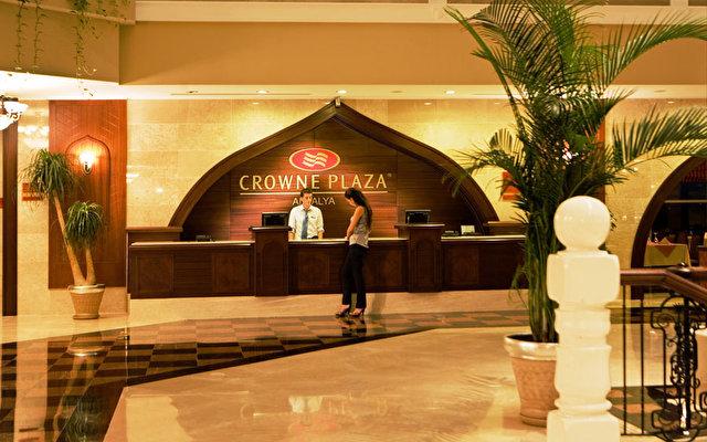 Crowne Plaza Antalya 9