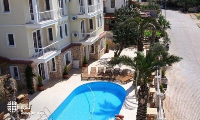 Hera Hotel Kas 2